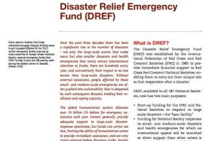 Disaster Relief Emergency Fund (DREF)