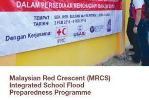 Malaysian Red Crescent (MRCS) Integrated School Flood Preparedness Programme