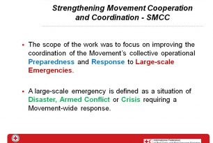 Strengthening Movement Cooperation and Coordination – a powerpoint presentation
