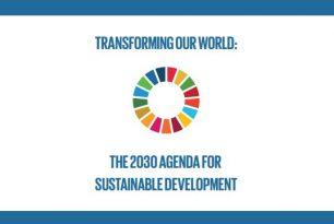 Sustainable Development Agenda (2030 Agenda for Sustainable Development)