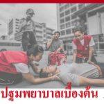 Basic First Aid Course in Thai