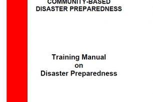 Community Based Disaster Preparedness (CBDP) Training Manual for Red Cross Volunteers