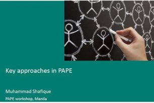 Key Approaches in PAPE