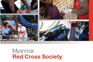 Myanmar Red Cross Society Contribution to the Implementation of the Hyogo Framework of Action 2005-2015