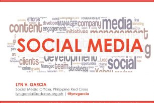 Use of Social Media to Reinforce PAPE Campaigns