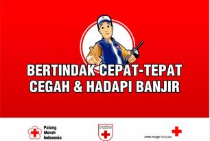 Preparing for the Floods (Persiapan Sebelum Banjir) Presentation in Indonesian language