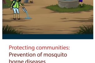 Comic Book: Protecting Communities – Prevention of Mosquito-Borne Diseases