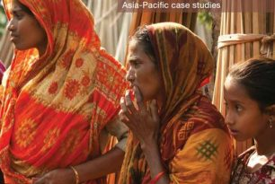 Unseen, Unheard: Gender-Based Violence in Disasters. Asia Pacific case studies