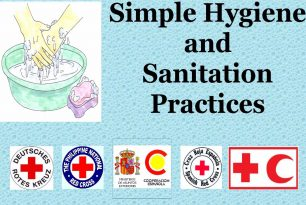 Simple Hygiene and Sanitation Practices