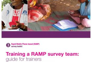 RAMP Toolkit 3 – Training a RAMP survey team: guide for trainers