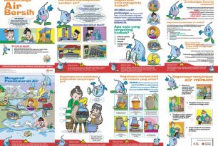Posters – What to do with Disasters [Bahasa]