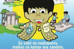 WASH School-Based Poster [Filipino]