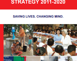 Cambodian Red Cross Strategy 2011-2020