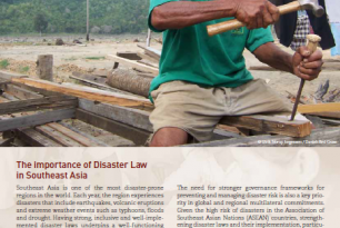 Case Study: Supporting National Societies to Contribute to Disaster Law Development