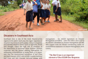 Case Study: Supporting the Association of Southeast Asian Nations to build community resilience in Member States