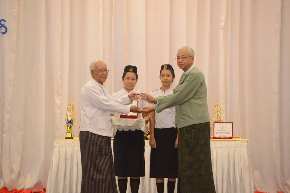 Myanmar Celebrates World Cross Day Ceremony as Union Level 2017_2