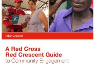 A Red Cross Red Crescent Guide to Community Engagement and Accountability (CEA) – Pilot version