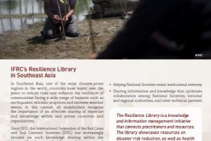 Case Study: Regional Resilience Knowledge Hub