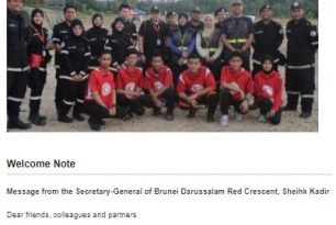 Brunei Darussalam Red Crescent Society News (August to December 2015)