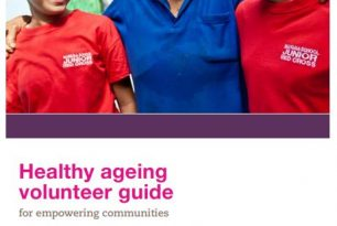 Healthy ageing volunteer guide for empowering communities