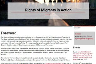 Rights of Migrants in Action Newsletter – Issue 7