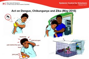 Epidemic Control for Volunteers – Pacific Toolkit – Disease Tool 2 Act Dengue, Chikungunya and Zika (May 2016)