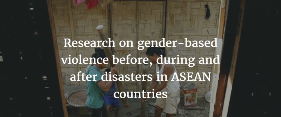 SGBV research