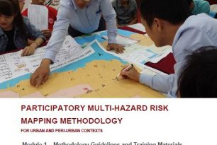 Participatory multi-hazard risk mapping methodology for urban and peri-urban contexts