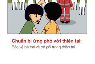 Preparing for disaster: Protecting girls and boys in disasters [Vietnamese]