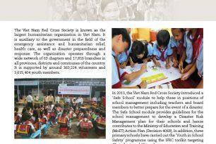 Vietnam Red Cross Society working towards school safety