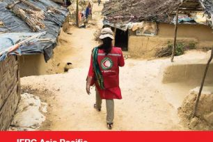 IFRC Asia Pacific Migration and Displacement: Framework for Action – Reducing Vulnerability, Enhancing Resilience | 2017 – 2022