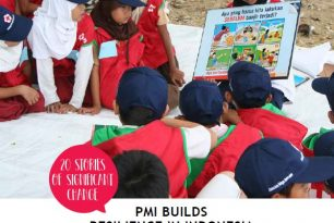 20 Stories of Significant Change – PMI Builds Resilience in Indonesia