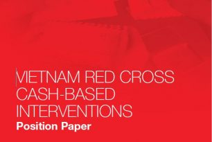 2019 Vietnam Red Cross Cash Position Paper