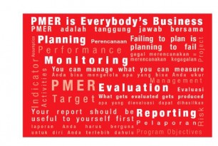PMI Facilitator Guideline – Planning, Monitoring, Evaluation and Reporting (PMER) Training