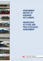 water, sanitation and hygiene KAP (knowledge Attitude and practices) assessment - Partnership