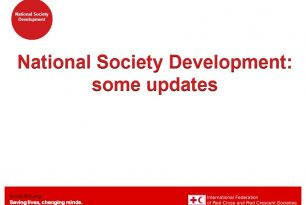 Update from the regional OD/Youth Network