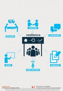 Resilience infographics