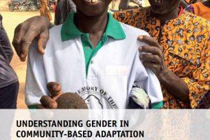 Understanding Gender in Community-based Adaptation. Practitioner Brief 3