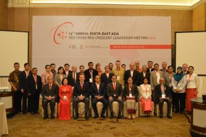 13th Annual Southeast Asia Red Cross Red Crescent Leadership Meeting