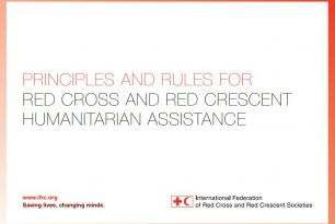 Principles and Rules for Red Cross and Red Crescent Humanitarian Assistance