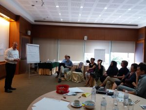 Regional Resilience Initiative monitoring and evaluation enhancement process