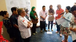 GD workshop in Indonesia November 2016 - group workGD workshop in Indonesia November 2016 - group work