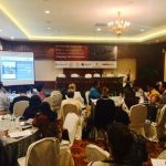 Launch of the DRR and Law Report during the Partners for Resilience Events in Jakarta