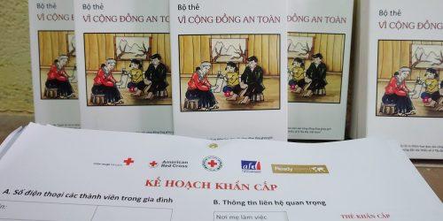 Northern Vietnam, French Red Cross
