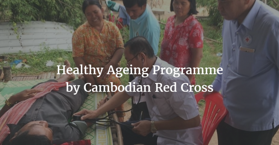 Healthy Ageing programme by CRC