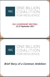 14th SEA Leadership Meeting