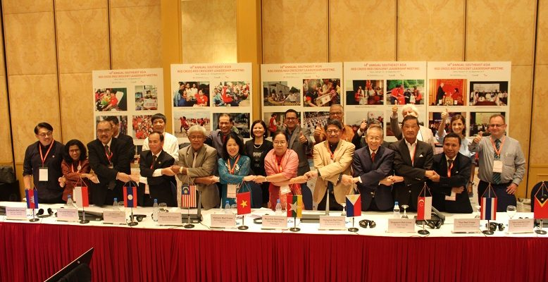 14th Southeast Asia Red Cross Red Crescent Leadership Meeting