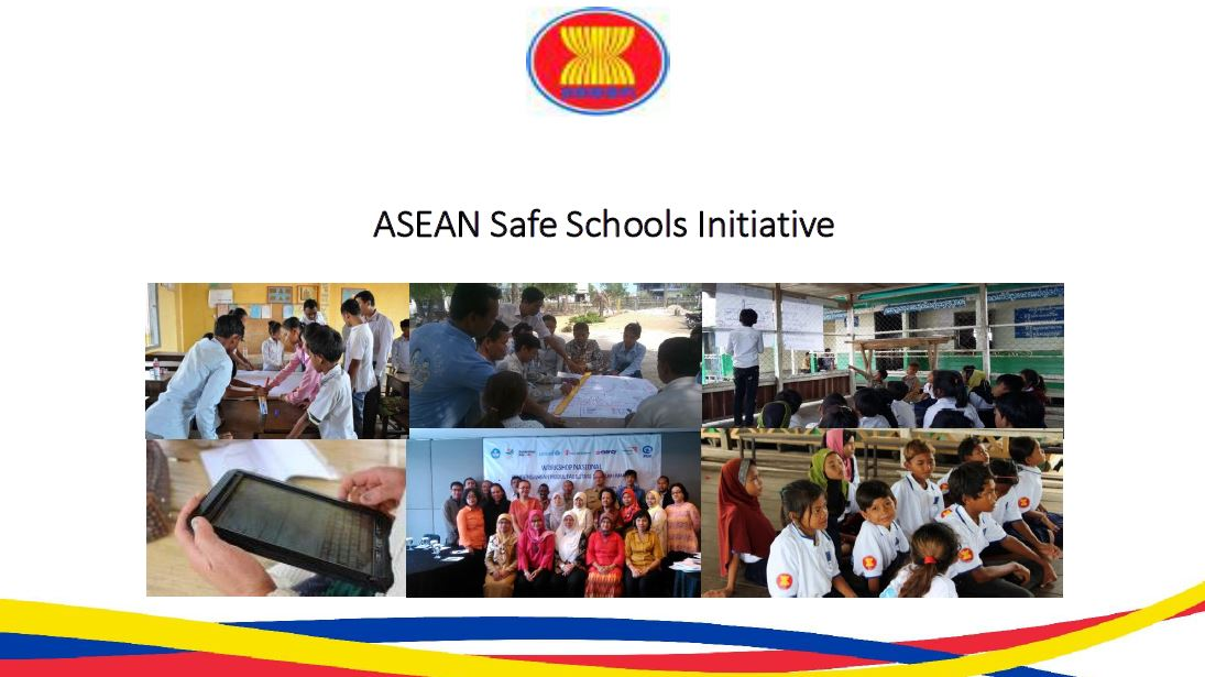 Example of impacts as a result of DIPECHO intervention - ASEAN School Safety Initiative