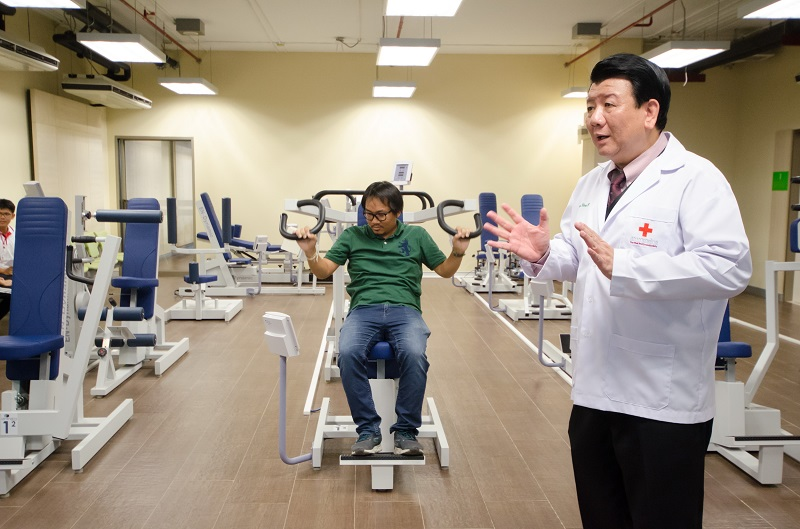 rehabilitation and health promotion Rehabilitation and health promotion research group about 15 percent of the world population live with a disability according to who this number is growing because more people live longer with different health challenges.